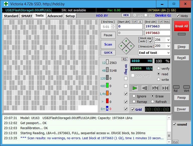 Как исправить карту памяти microsd